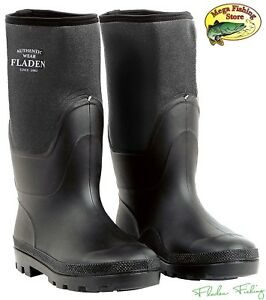 FLADEN Neopren Winter / Thermo Stiefel - Outdoor Angler Thermostiefel bis -25°C