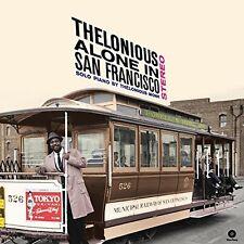 Thelonius Monk - Alone In San Francisco + Bonus Tracks [New Vinyl] Bonus Tracks,