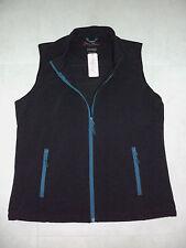 Millers: Size: 14. Black/JadeGreen, 2 Zipper Pocket, Wind & Water-Resistant Vest