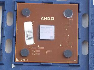 AMD ATHLON 2000 Mhz SOCKET 462 CPU@PALOMINO CORE@FULLY TESTED@AX2000DMT3C@RARE