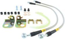 StopTech 950.61006 Stainless Steel Braided Brake Hose Kit