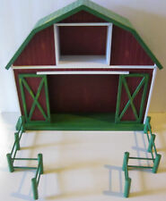 John Deere Friends by Enesco Barn and Fence Display-New in box