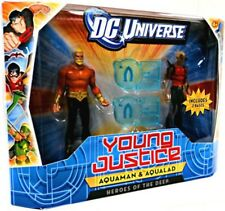 Young Justice Aquaman & Aqualad Action Figure 2-Pack [Heroes of the Deep]