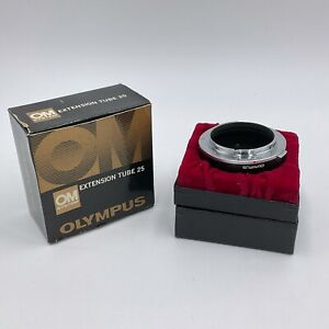 Olympus OM System Extension Tube 25 with Box