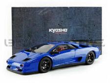 Voitures miniatures bleus Kyosho