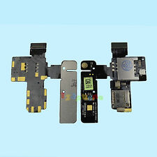 MIC + SIM + SD READER TRAY HOLDER FLEX CABLE FOR HTC ONE V T320e G24 #B-152