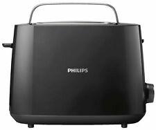PHILIPS HD 2581/90 Daily Collection Toaster 830 Watt Schwarz 2 Scheiben