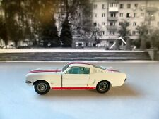 Corgi Toys 325 Ford Mustang 2+2 Fastback Competition *red sill edition*