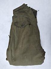 WW2 US Army Type A-11 Flight Pants Size 30 MFG Dann Clothing Co w/ Suspenders