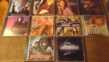 Lot of 10 Assorted Pop / Motion Picture Soundtrack CDs - Louis Armstrong +