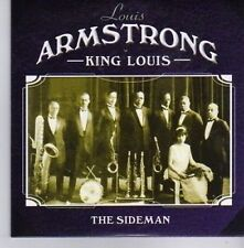 (CK215) Louis Armstrong, The Sideman - 2005 CD