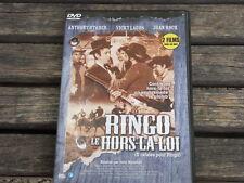DVD : RINGO hors la loi / LA VENGEANCE des Apaches - J. Marshall / J. De Lacy