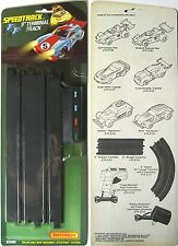"1 1978 Matchbox HO Slot Car 9"" TERMINAL Straight Track"