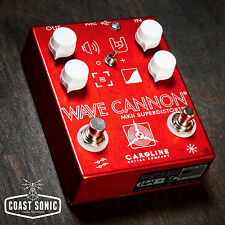 Caroline Guitar Company Wave Cannon MKII Superdistorter Effects Pedal