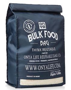 Reusable Bulk Food Bag - Large- Onya