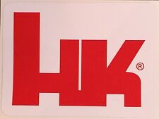 HK FIREARMS GUN VINYL LOGO STICKER DECAL *FREE SHIPPING*