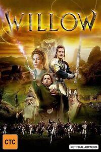 Willow DVD - VAL KILMER (REG 2, 2013) Free Post