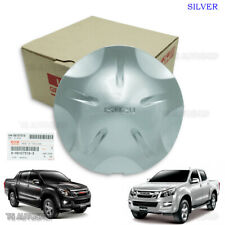 Fit Isuzu Dmax Holden D-Max 4x4 2012-2015 Genuine 6 Holds Silver Cover Cap Wheel
