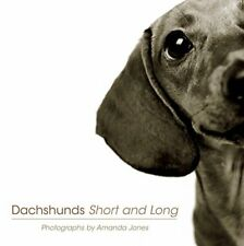 Dachshunds Short and Long by Amanda Jones Paperback Book The Fast Free Shipping