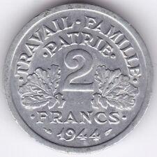 1944 B FRANCIA 2 FRANCHI *** Da collezione *** UNC ***