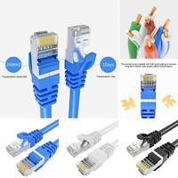 AU_ Ethernet CAT6 Lan RJ45 Network Cable 1m 2m 3m 5m 10m 15m Patch Cord 1000mbps