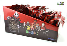 Nightmare Before Christmas Minimates Blind Bag Series 2 Counter Dump Sealed Case