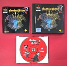Battle Arena Toshinden - PLAYSTATION - PSX - USADO - BUEN ESTADO