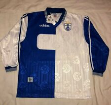 More details for bnwt holy grail grasshoppers home football shirt 1996/98 adults xl adidas b786