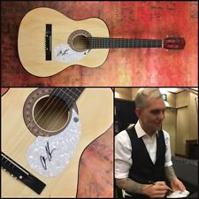 GFA Everclear Lead Singer * ART ALEXAKIS * Signed Acoustic Guitar PROOF A3 COA