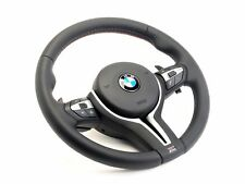 New BMW M5 M6 Heated Steering Wheel with M1 M2 Buttons & Shift Paddles F10