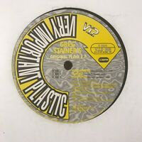 "Greg Stainer - Original Flava EP 12"" Uk Garage Vinyl VIP Very Important Plastic"