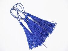 4pz nappe nappine per porte, mobili, chiavi, tende, colore blu royal