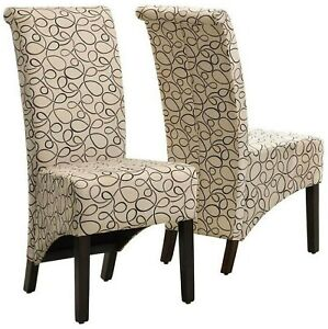 Monarch Specialties Dining Chair Set