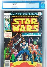 STAR WARS #8 CGC 9.6 (MARVEL COMICS, 1978)