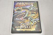 Godzilla Versus Monster Zero Dvd