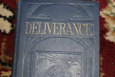 1926 DELIVERANCE! Watchtower JF Rutherford Jehovah's Witnesses RAINBOW vtg RARE