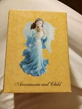 Boyds 28233 Annamaria and Child Guardian of Newborns Charming Angel