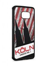 Samsung Galaxy Köln  SILIKON Flipcase Tasche Hülle Case Cover Schutz Handy