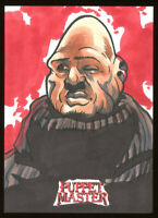 2020 Attic Cards Puppet Master Pinhead Artist Sketch Card by Rich Molinelli