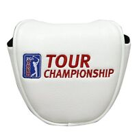 Daiya Japan PGA TOUR Atalanta Georgia Putter Cover Headcover Golf PC-3013 White
