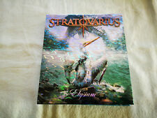 2 CD Stratovarius `Elysium` Neu/New/OVP Limited Deluxe Edition Metal Digipack