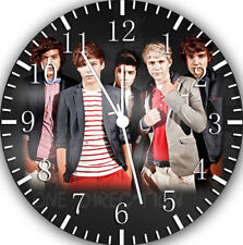 One Direction Frameless Borderless Wall Clock Nice For Gifts or Decor W427