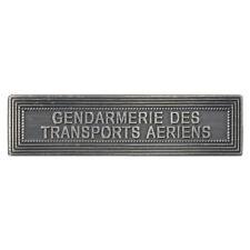 Agrafe pour médaille Ordonnance GENDARMERIE DES TRANSPORTS AÉRIENS
