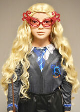 Childrens Luna Lovegood Style Accessory Kit with Wig