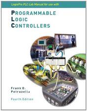 LogixPro PLC Lab Manual w/ CD-ROM by Petruzella, Frank