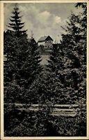 Kniebis Schwarzwald ~1920/30 Jugendherberge Stuttgarter Höhe Besitzer Rothfritz