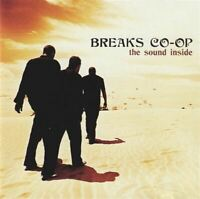 BREAKS CO-OP the sound inside (CD Album) Trip Hop, Downtempo, Electro, very good
