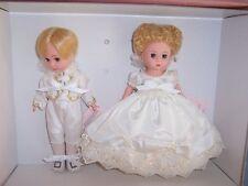 2002 Madame Alexander- Princess Anne & Prince Charles Set #34150
