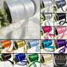 Bias Binding Tape Roll Sewing Trim Ribbon  DIY Craft Clothes Material 90 Yards