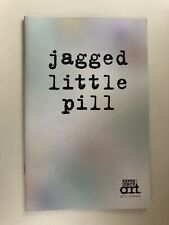 JAGGED LITTLE PILL PROGRAM Art Cambridge MA Perfect Condition